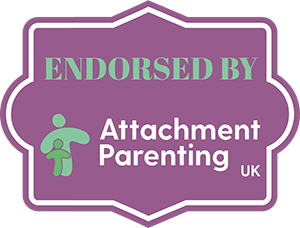 Endorsed by Attachment Parenting UK.
