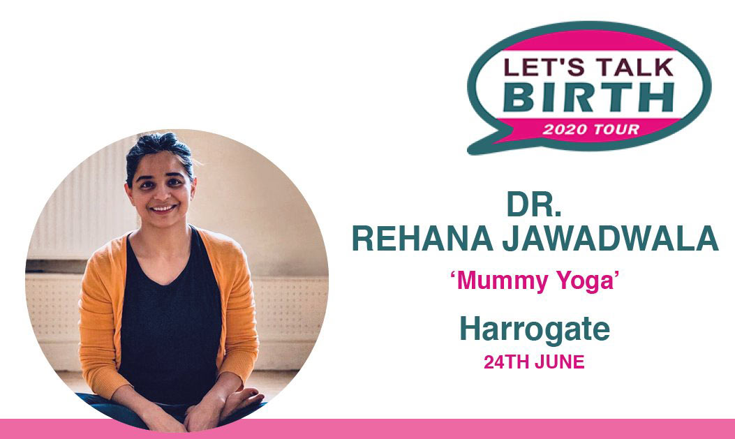 Let's Talk Birth 2020 Harrogate 24th June