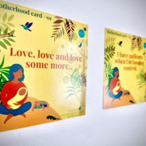 Motherhood cards